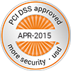 PCI DSS approved - more security · usd