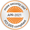 Logo PCI DSS Compliance