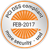 PCI DSS-compliant seal
