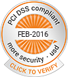 PCI DSS complaint more security