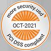 PCI-DSS-Plakette