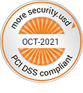 PCI-DSS official seal