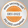 Logo PCI DSS Sicherheitsstandard