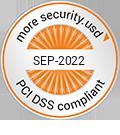 PCI DSS compliant November 2018