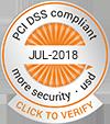 BestFewo ist PCI zertifiziert. Bei uns sind Ihre sensiblen Zahlungskartendaten sicher.
