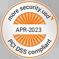 PCI-Sicherheitszertifikat