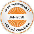 PCI DSS compliant