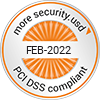 PCI DSS Compliant Feb 2020