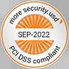 Siegel für den Einsatz einer zertifizierte Payment-Lösung