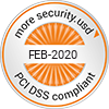 FEB-2020 | PCI DSS compliant